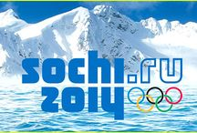 Sochi Winter Olympics 2014 / Images, fashion, fun all about the Olympics / by Audrey Kerchner Studios