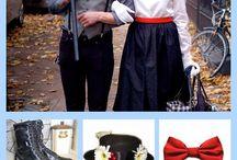 costumes / by Elizabeth Metzger