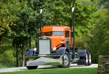 Love of ALL trucks / by Virgil Holmes