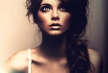 Beauty. / Hair, and make-up ideas.  / by Sarah San Martin