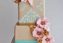 Cakes, cupcakes, etc. / by Morgan Saugstad