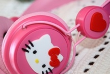 hello kitty / by Leslie williams