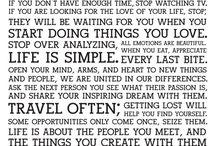 KMG Quotes/Wordplay / by Jackleen Rebottini