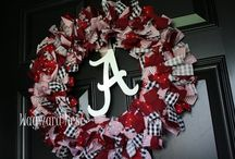 Roll Tide!! / by Rebekah Tosh
