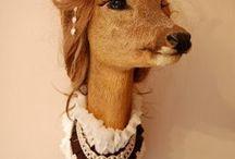 Deer / by Janneke van de Haterd