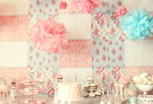 Rylee Tea Party / by Heather Hammer