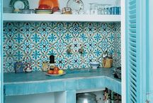 Turquoise / by My Halal Kitchen