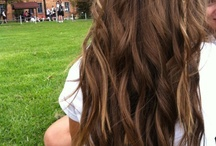 hair . / by Nikki Snow