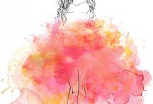 Illustration / Illustrations / by Ingrid Nolan
