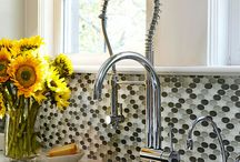 Kitchen makeover / by Abby McGrady