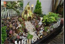 Fairy Garden / by Laurie Hutchison Saul