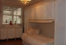 Kids Bedrooms / by Tina Windham