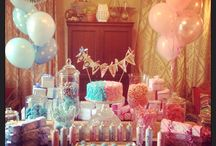 BABY SHOWER/GENDER REVEAL PARTY / by Ashley Brown Buckley