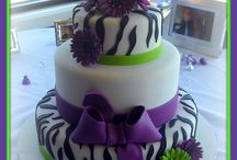 Cake ideas / by Alicia Andrus