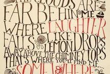 Little Girl's Room Inspiration / by Melissa Mondragon | no. 2 pencil