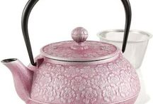 Teapots / by Stephanie Maddox