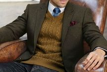 Mens Smart Casual styles / by Ange Hammond