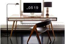 Office space / by Ibolya Nemeth