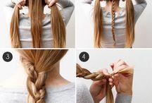 cabelos/Hair / by Glana Ricci