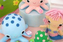 Plush toys / Cute / by Kendall Dommert