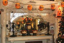 Halloween!!! / by Janey Wilkey