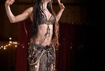 INSPIRATIONAL :  bellydancing / by angie