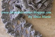 Hats ,scarves, and gloves / by Joyce Yvonne Ambrose