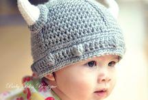 Hafty dzieciece / Crochet & knitting for kids / by Anna Kopczynska
