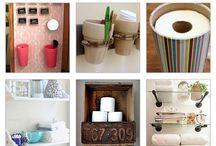 Bigger isn't always a better bathroom / by MaKenzie Lievers