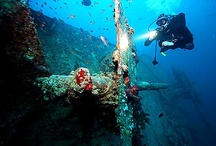 Wreck Diving  / by MaduroDive