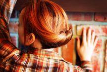 Hair & MakeUp department / by Cameron Garriepy