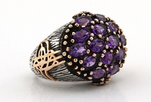 Kenzay Gemstone Rings / Gemstone rings, gemstone jewelry / by Kenzay Gemstones & Jewelry
