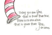 Dr. Seuss / by Shelley Jenkins