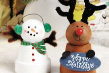 crafts: Xmas Ornaments/Gifts/decoractions / diy  / by Jamie Alpert
