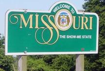 Missouri  / by Danielle Marinesista