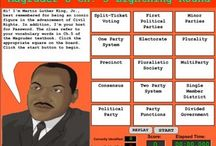 FREE Martin Luther King Day Downloads / FREE Teacher-created items selected for Martin Luther King Day. / by TeachersPayTeachers