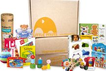 Gift Box Subscriptions  / by Melissa Gengler