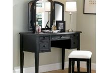 You're so vain! 2 / Vanities are just so girlie / by Lynn Isaacson