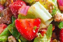Salads / by Amy Jo Summers