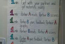 -school- fluency / by julie cathryn