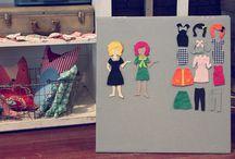 Felt crafts / by Priscilla Hamilton