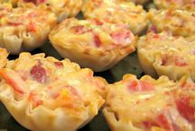 Party Food / by Kristen Blosser