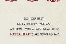 A Good Thought / by Rachelle Lynn
