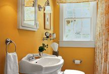 Kids/guest bathroom / by Selena Metts