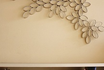 wall art ideas / by Kalin W