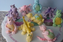 Cake stuff / by Aimee Pirouet