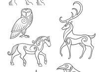 Tattoo ideas / by Jennifer Paul