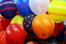 Balloons / by Suzanne Jolly