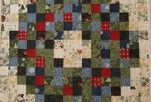Quilts & Sewing / by Lyndsey Kocher
