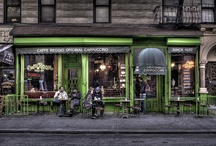 New York / by Kathy Dietkus
